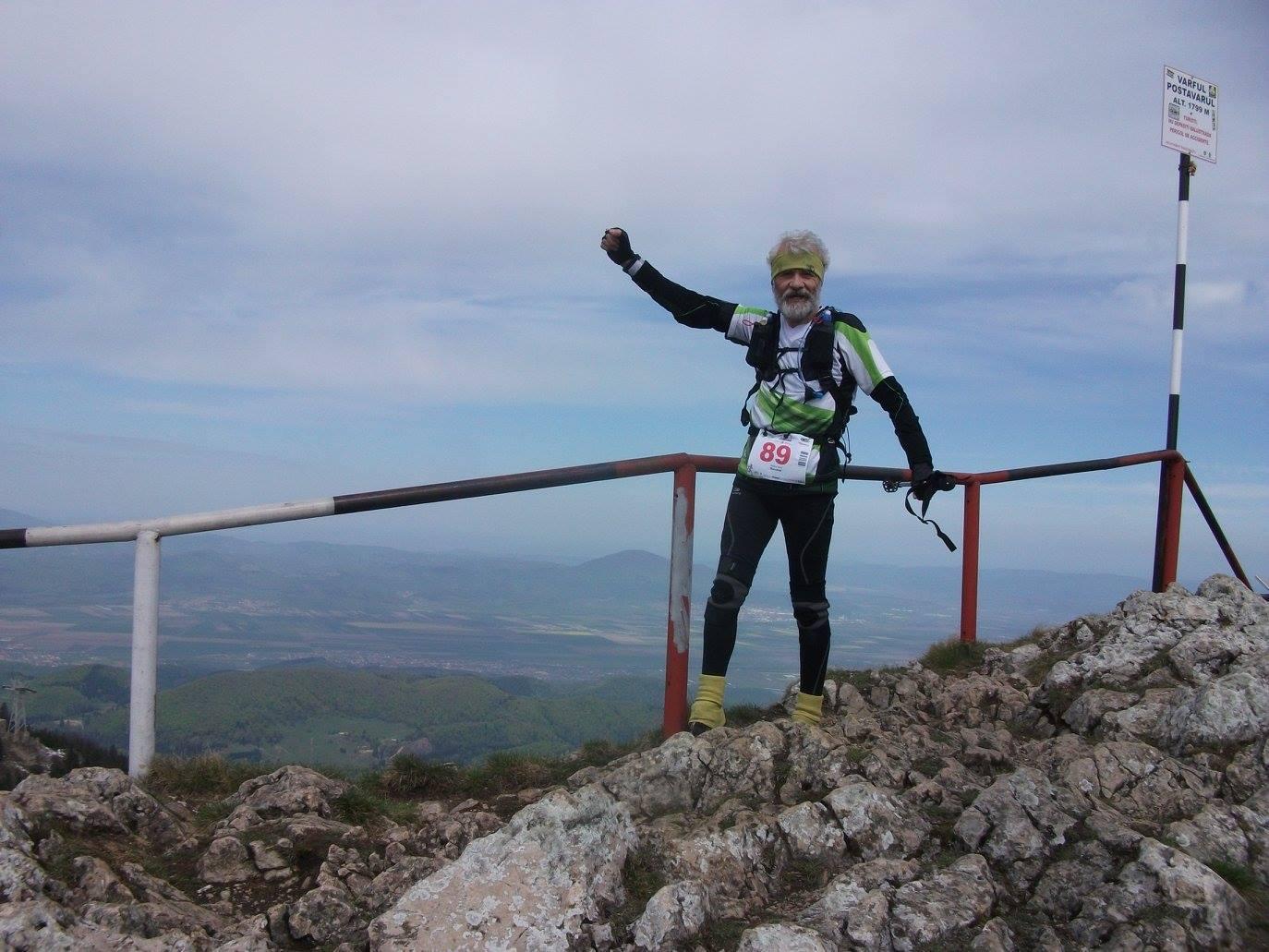 Brasov Marathon 2016 - Vf Postavaru