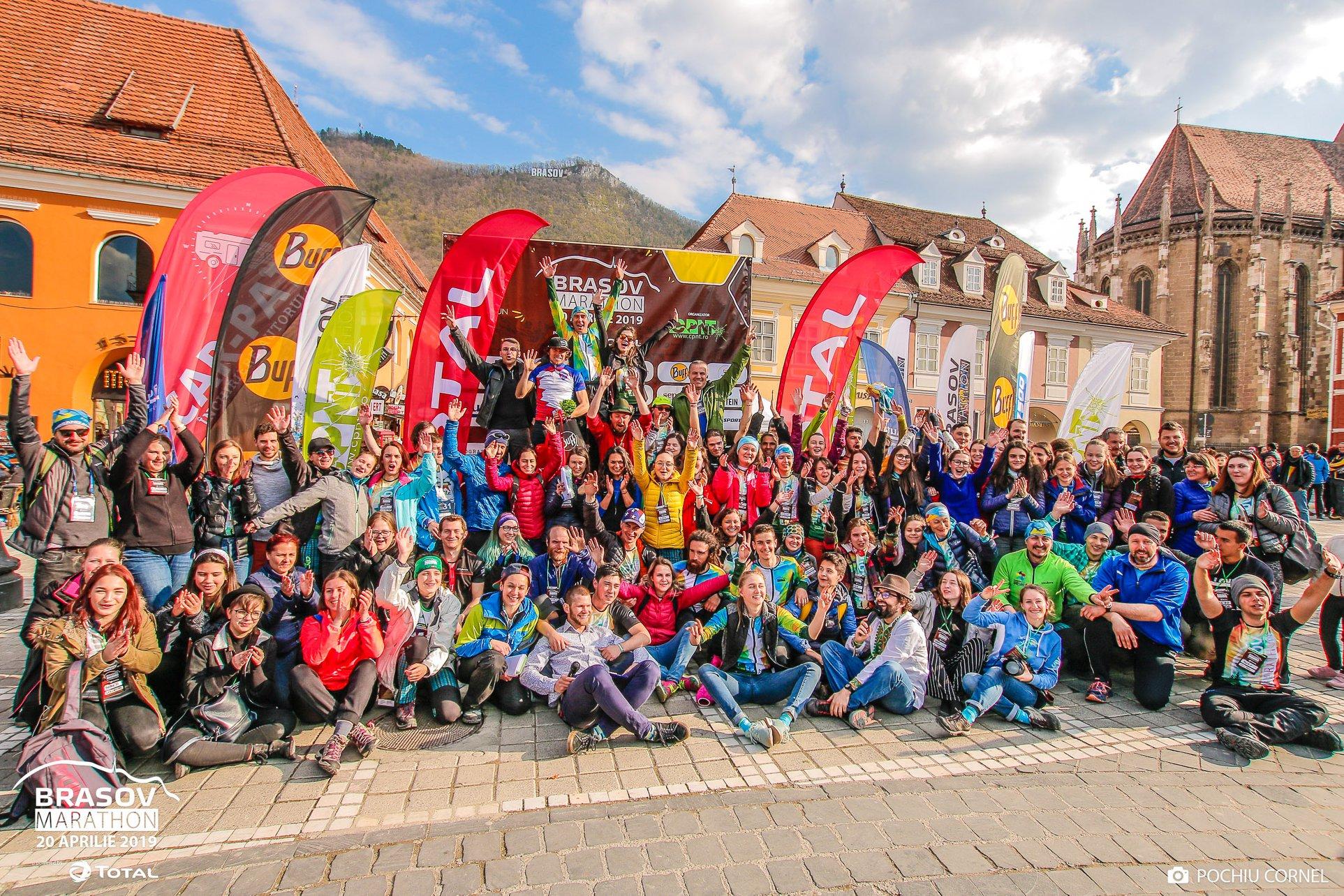 Brasov Marathon 2019 - echipa de organizare