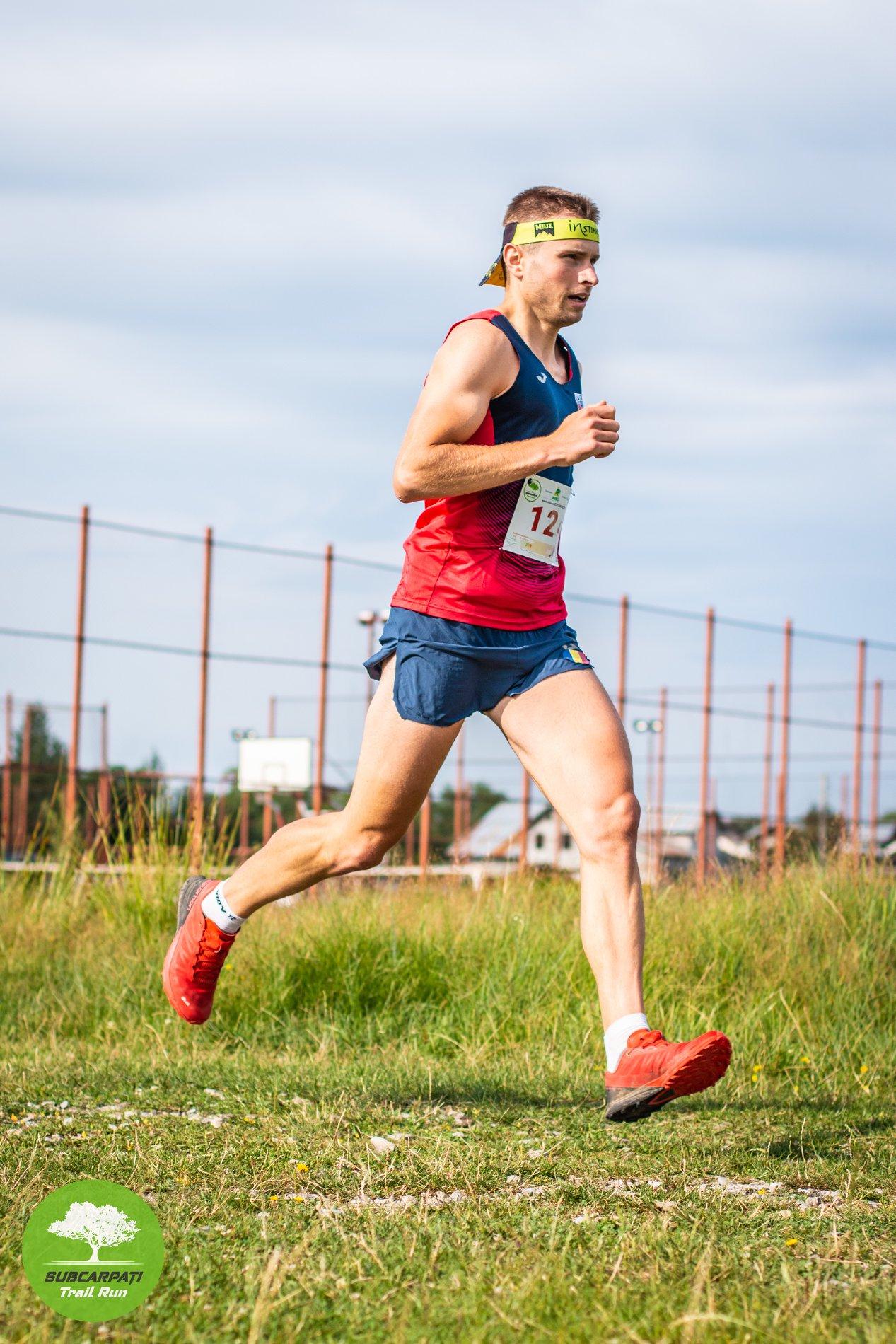 Andrei Preda la Brasov Marathon